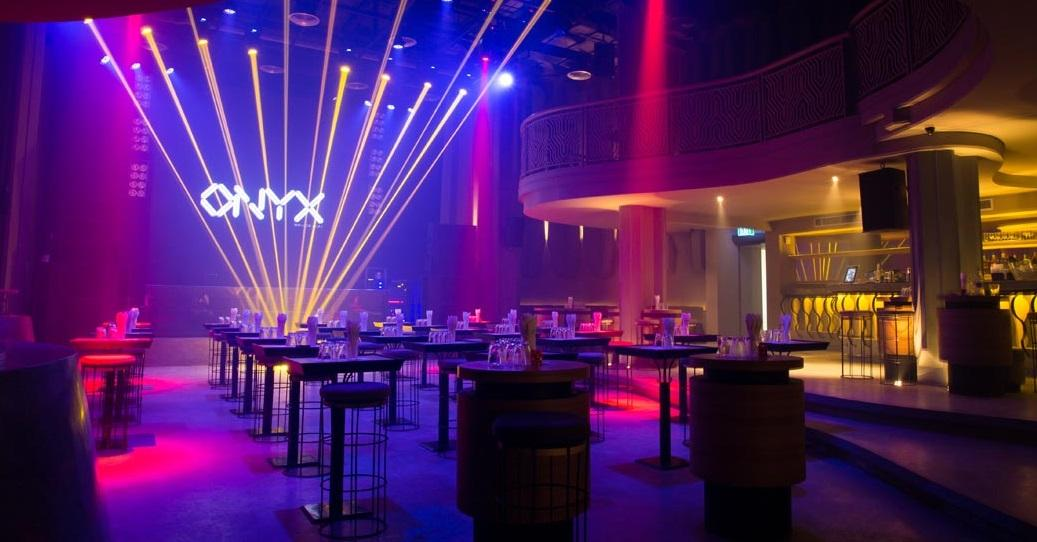Onyx night club Bangkok