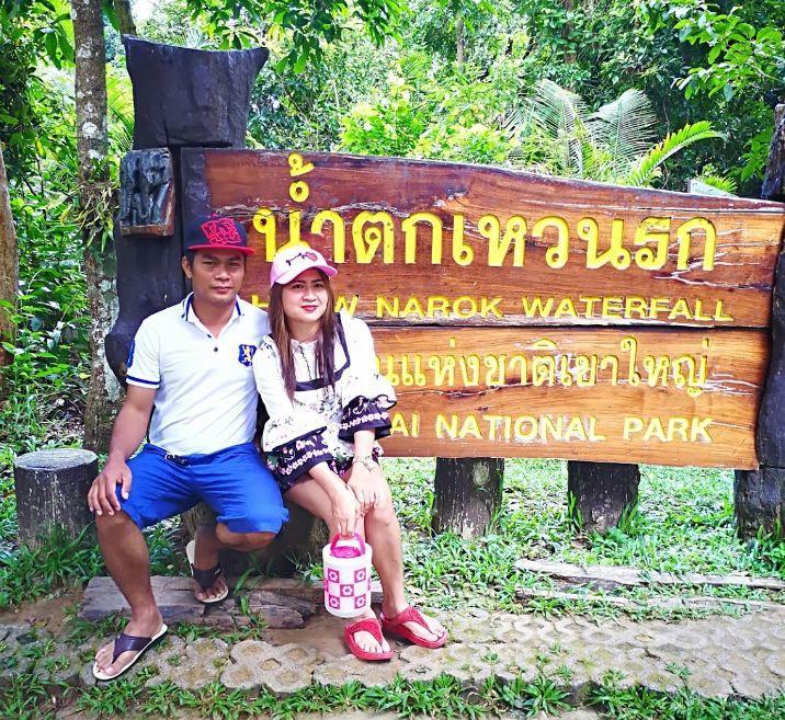 Nang Rong and Sarika Waterfalls