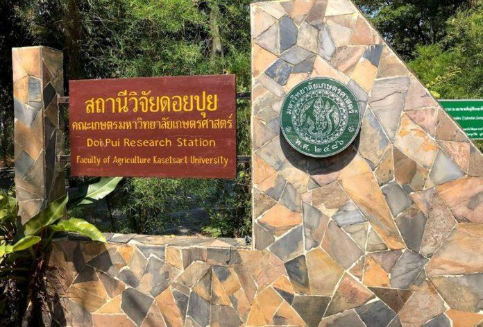 Doi Suthep-Pui National Park