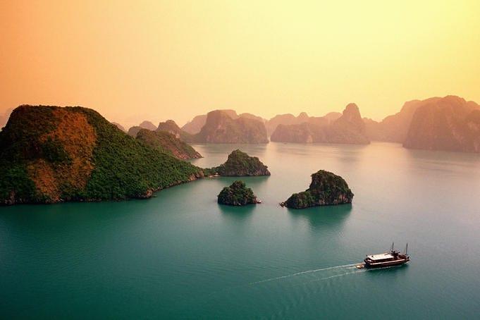 Как добраться в бухту Ха Лонг