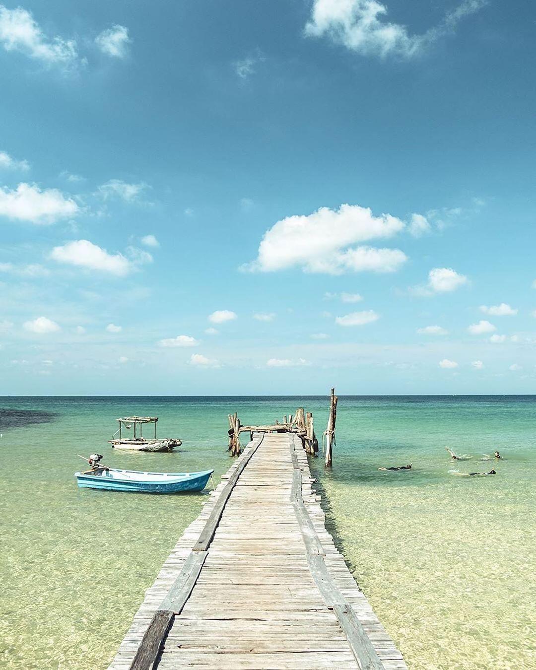 สีหนุวิลล์ - เกาะรง