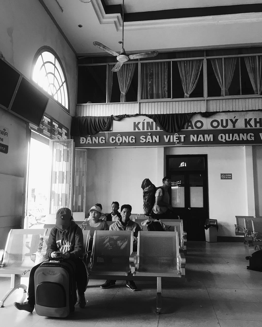 สถานีรถไฟในญาจาง