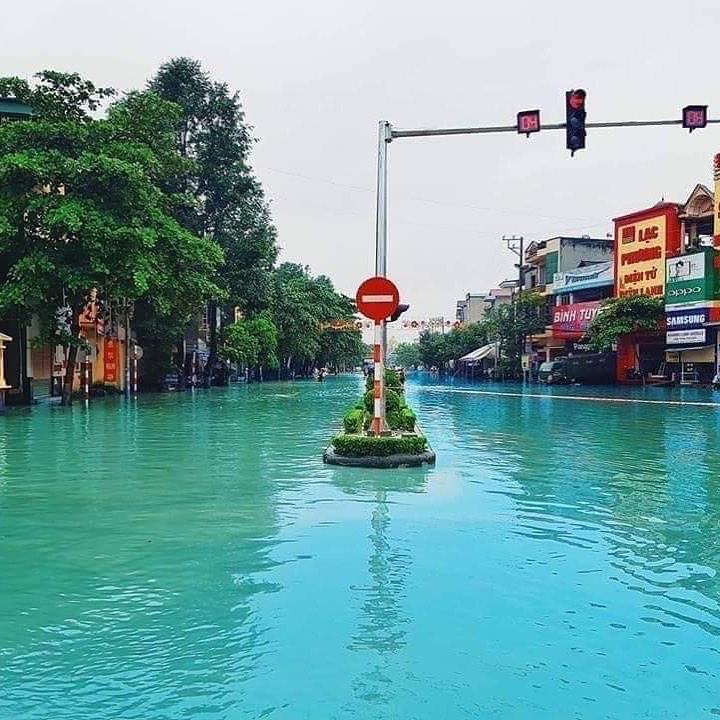 Дорога в Ханое
