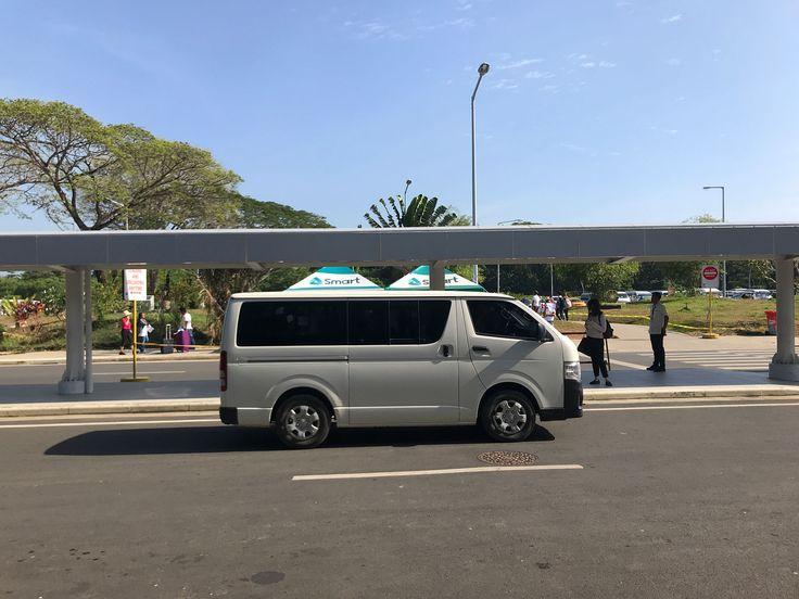Микроавтобус в Эль Нидо