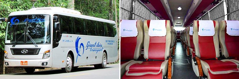 Автобус из Пномпеня