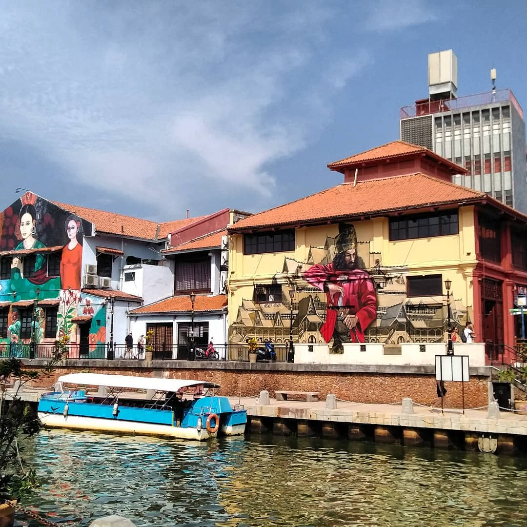 Как добраться из Сингапура в Малакку