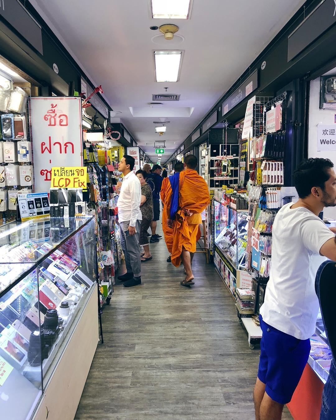 MBK Center в Бангкоке
