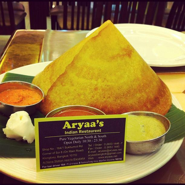 Aryaa's Indian Restaurant