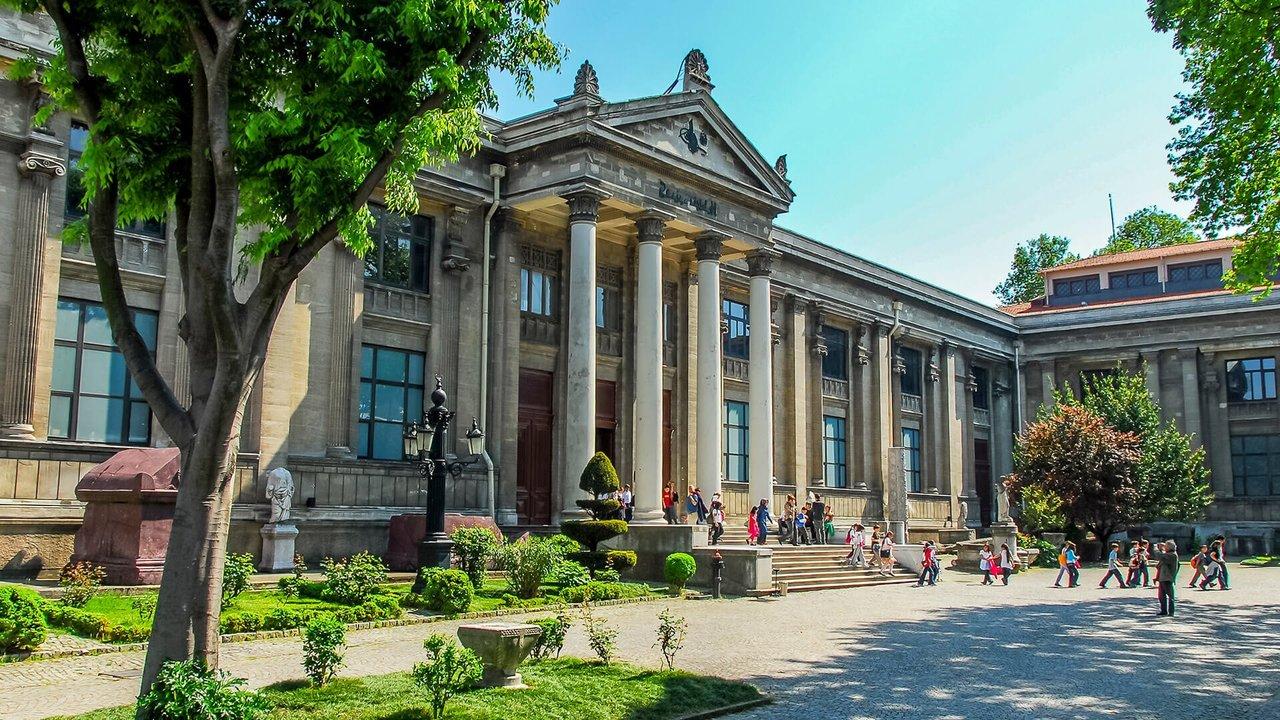 พิพิธภัณฑ์โบราณคดีแห่งอิสตันบูล