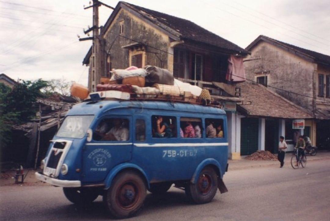 รถบัสเวียดนาม