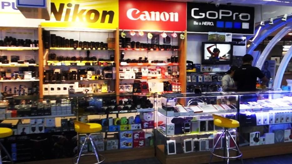 Электроника в Куала-Лумпуре