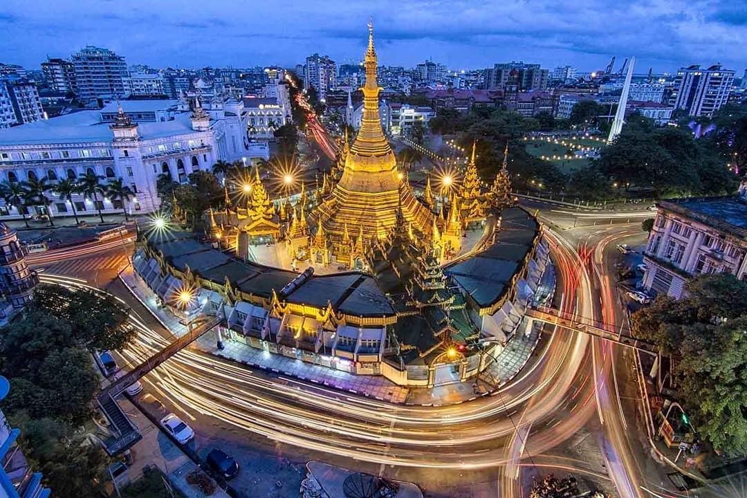 Мандалай в Мьянме