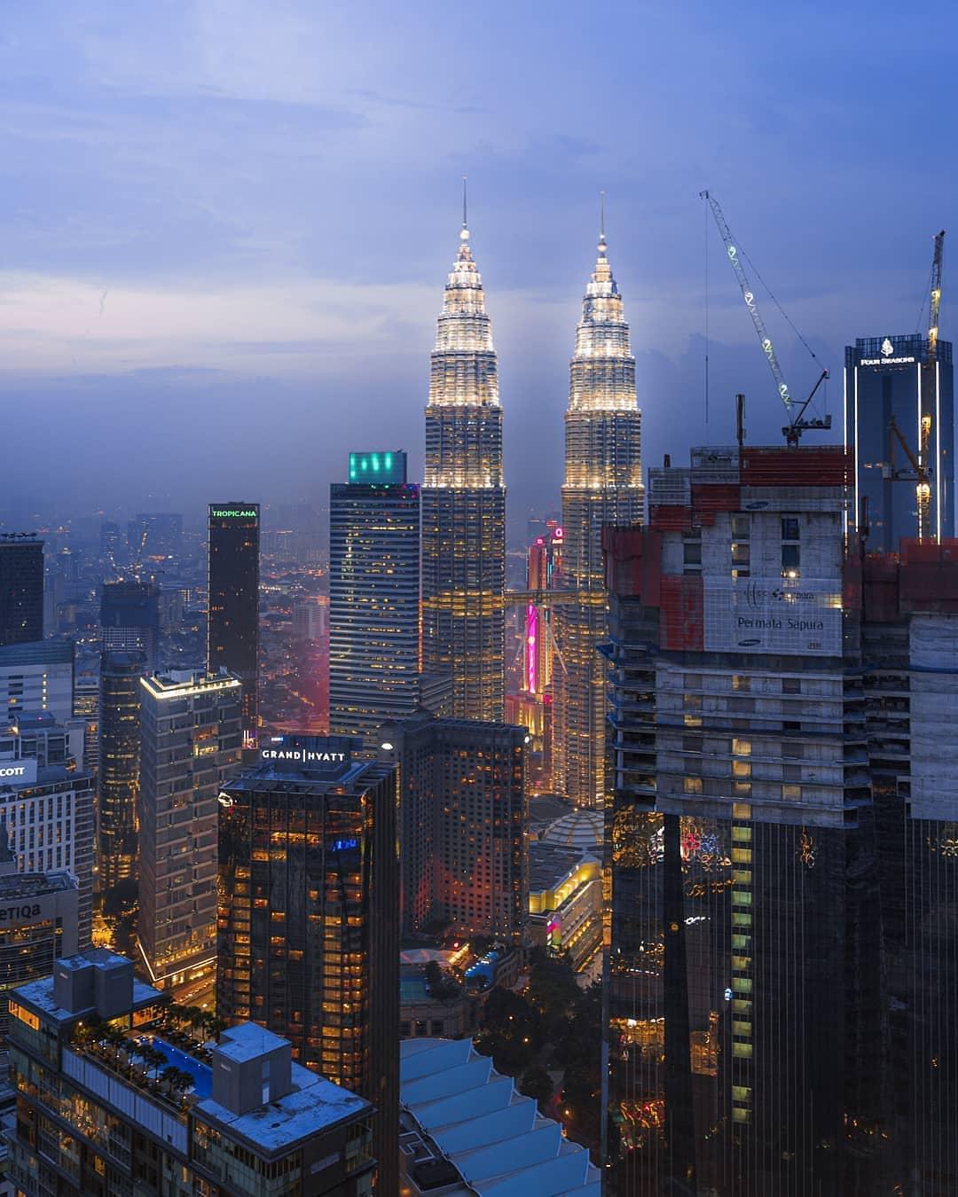 Как добраться из Сингапура в Куала Лумпур