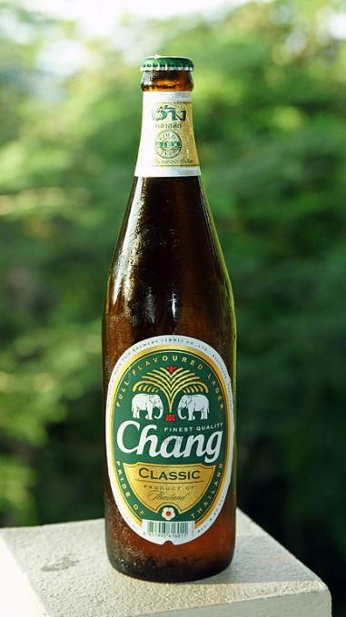 Beer Chang Thailand