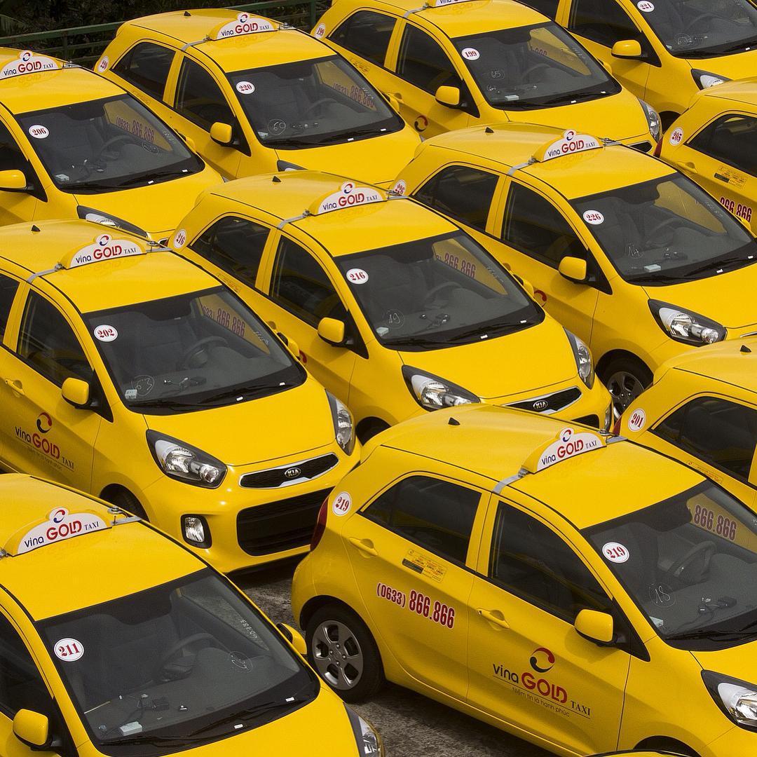 Путешествие в Далат на такси
