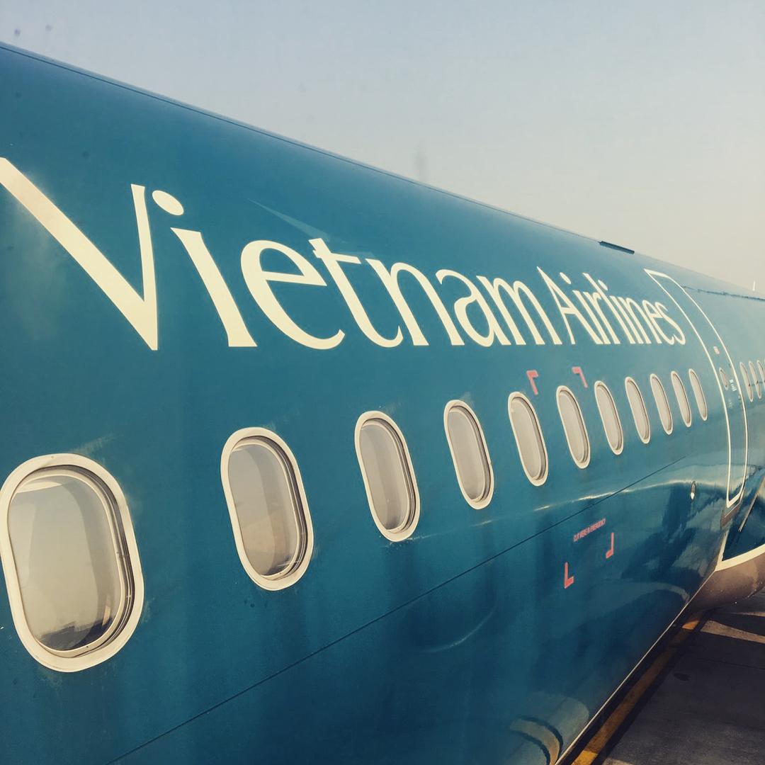 Самолет Вьетнамских авиалиний
