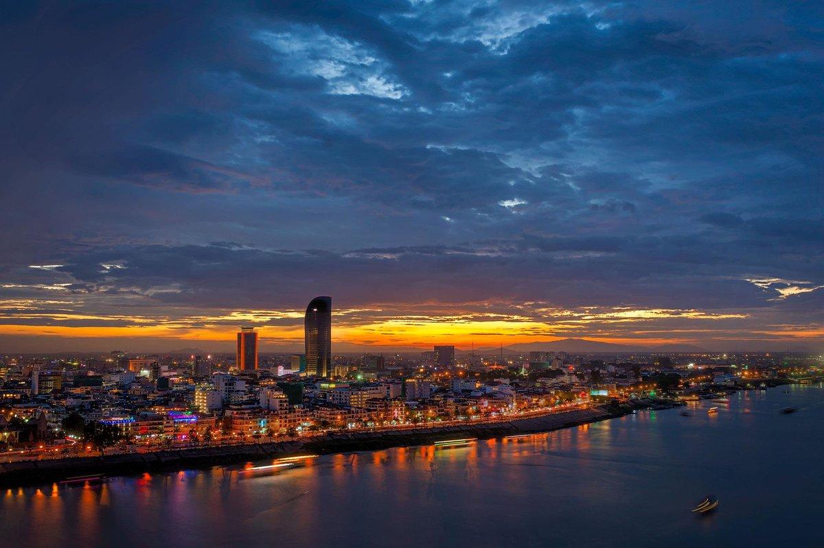 เดินทางจากพนมเปญไปโฮจิมินห์ซิตี้โดยวิธีใด
