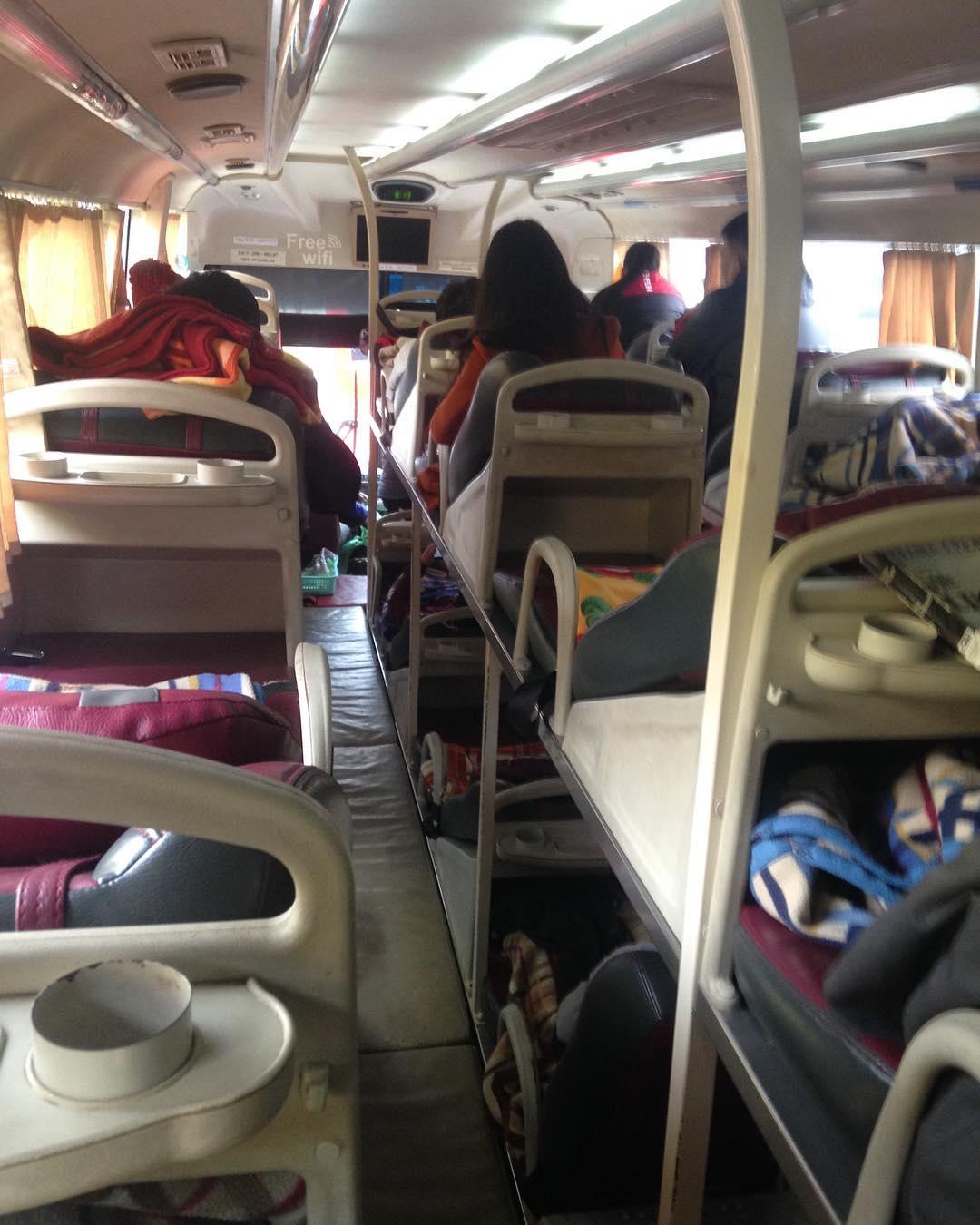 Как доехать на автобусе в Сапу