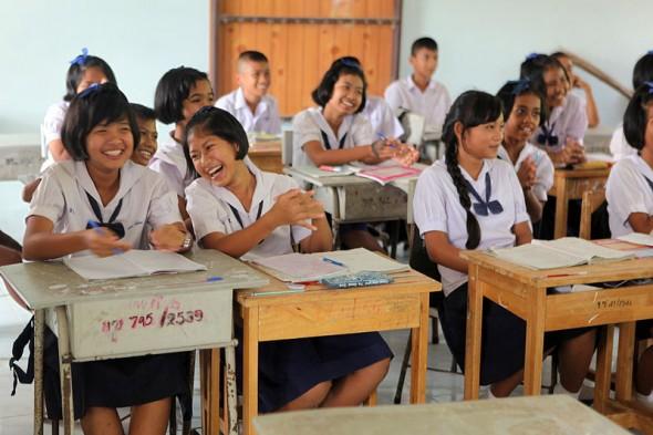 Школа в Бангкоке