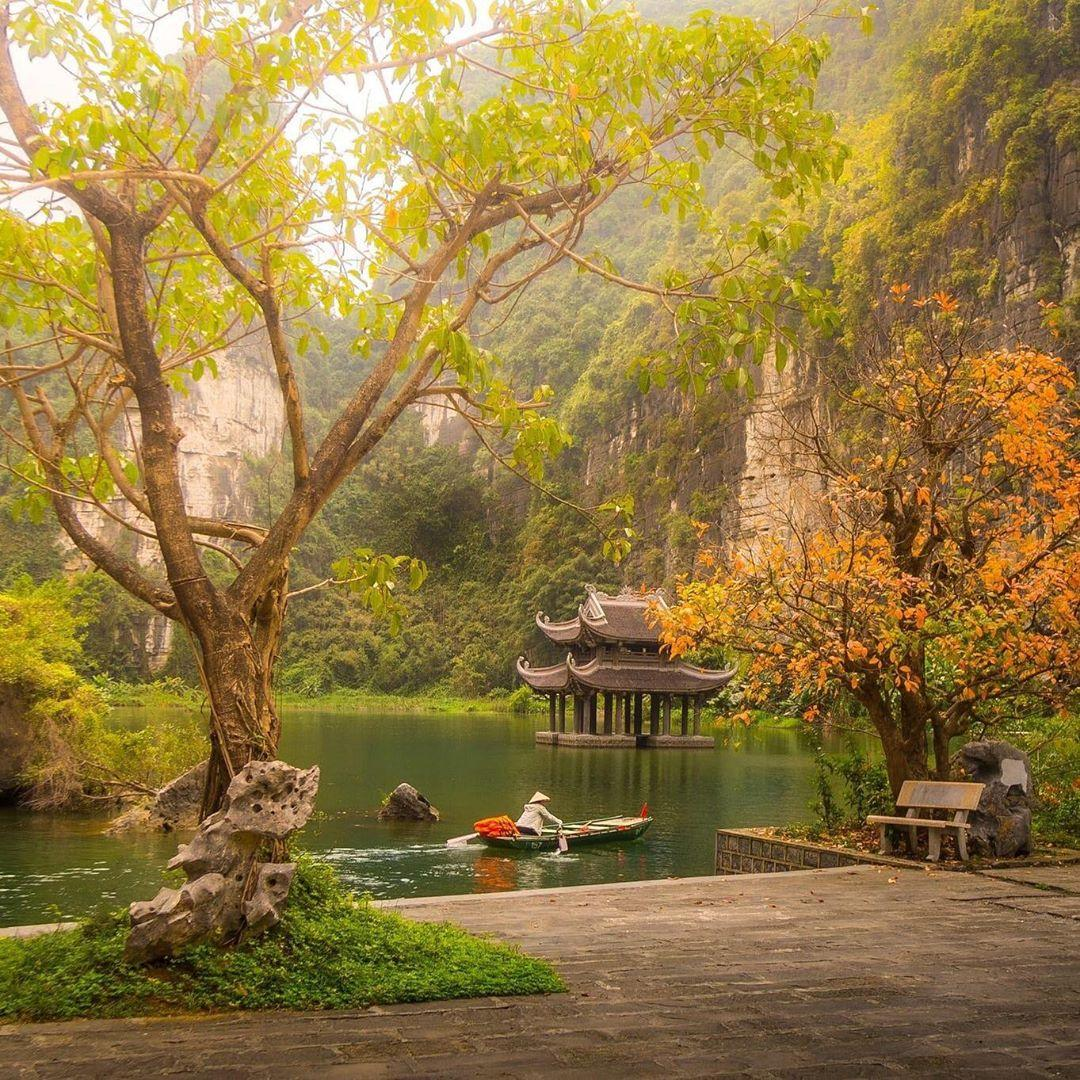 Как добраться из Ханоя в Нинибинь во Вьетнаме