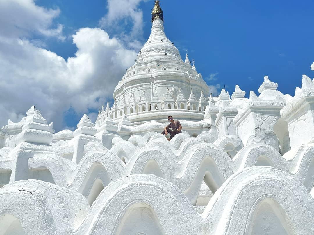 Mingun, Mandalay Area, Myanmar