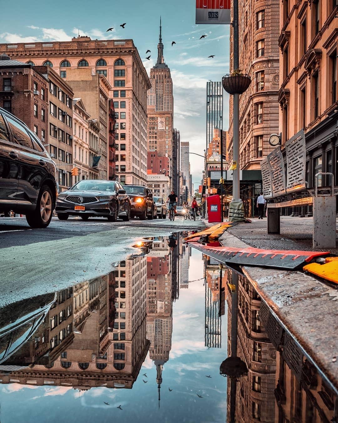 New York atraksyon