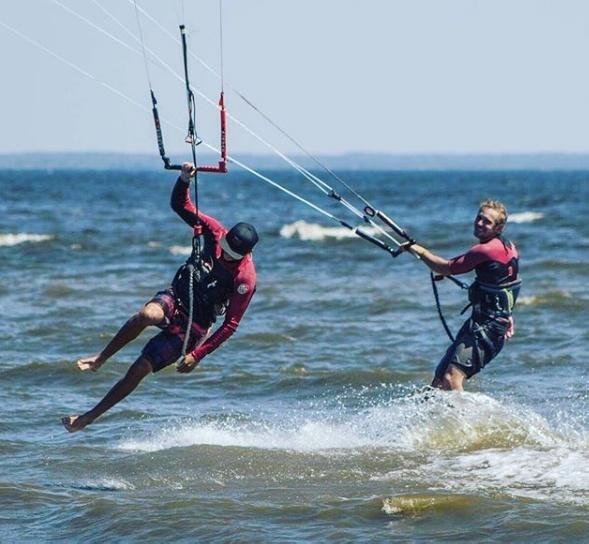 Kitesurf nan Vyetnam