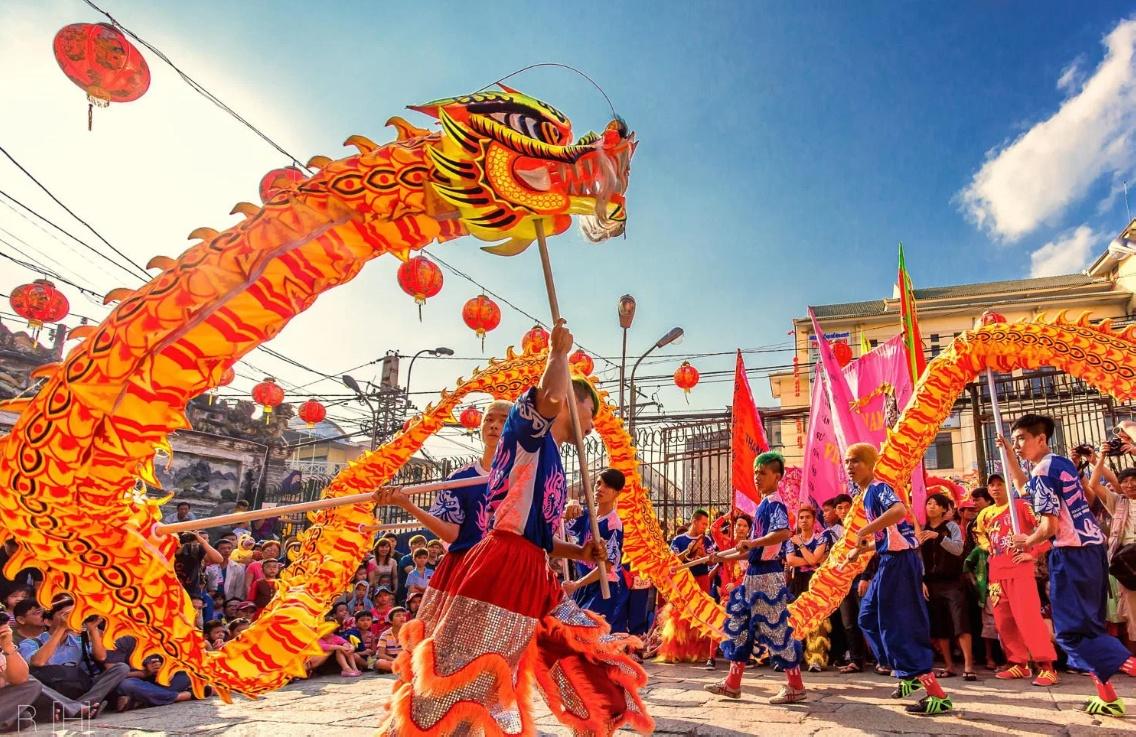 ปีใหม่ในเวียดนาม