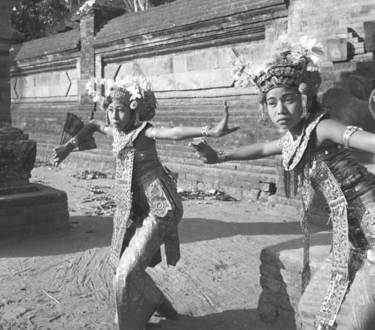 History of Dance in Bali