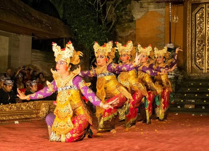 Balinese Dance Performances and Classes