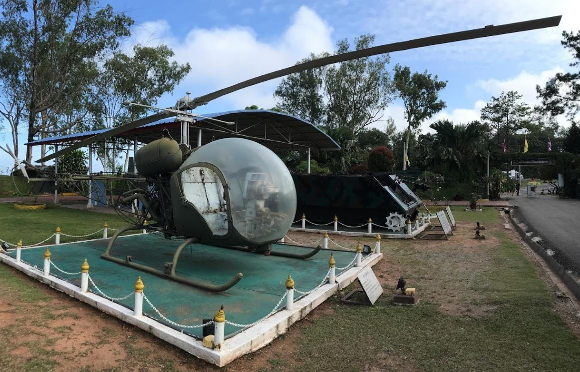 Weapon Museum in Khao Kho District