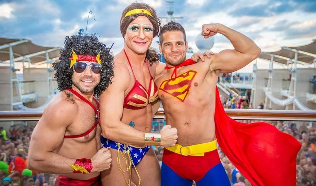 Atlantis Gay Cruise San Juan