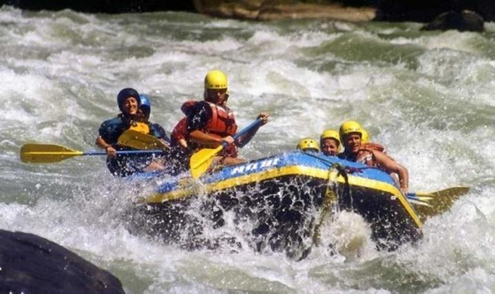 Chikmagalur rafting