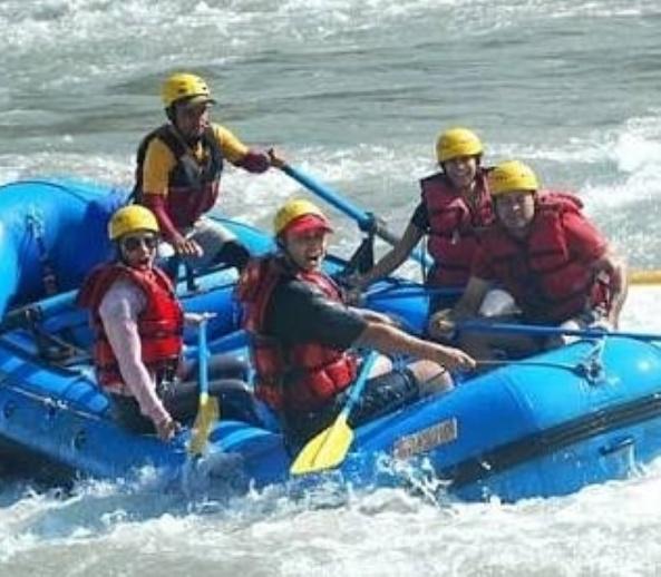 River Rafting Near Bangalore