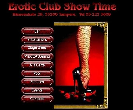 Erotic Club Show Time