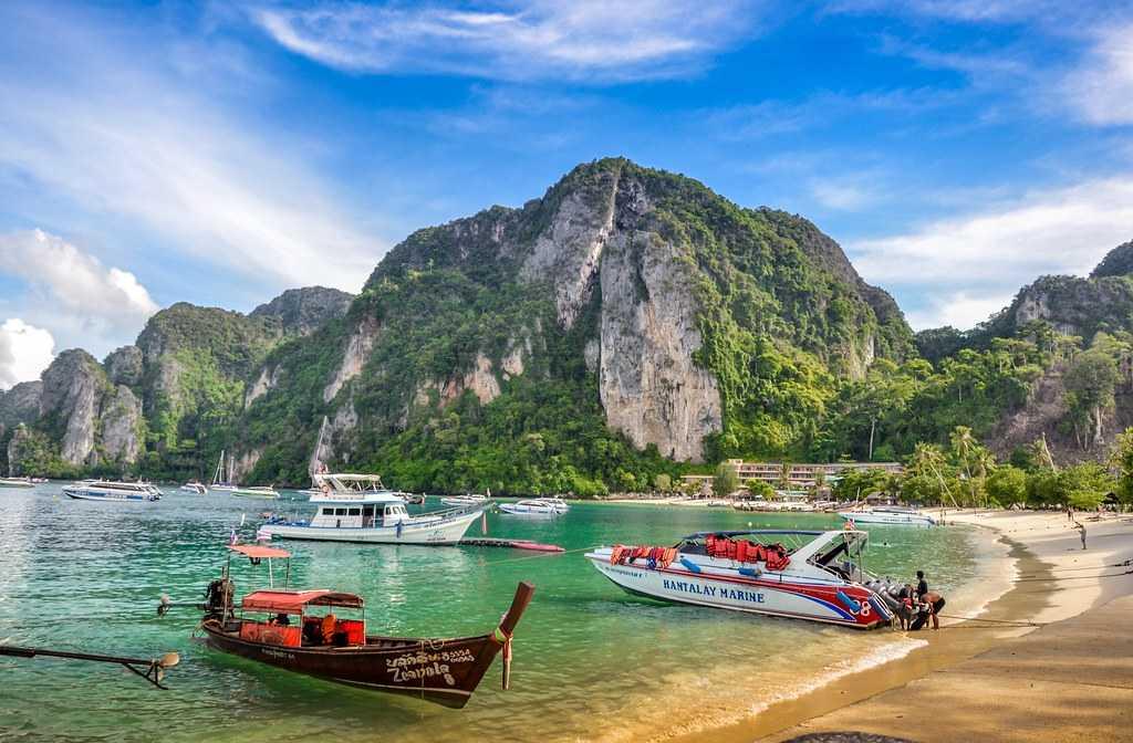 Является ли Таиланд безопасным?