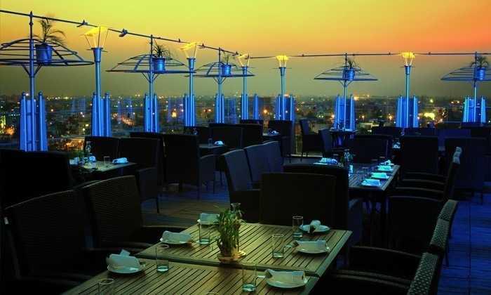 Terrace Grill - โรงแรม Park Prime