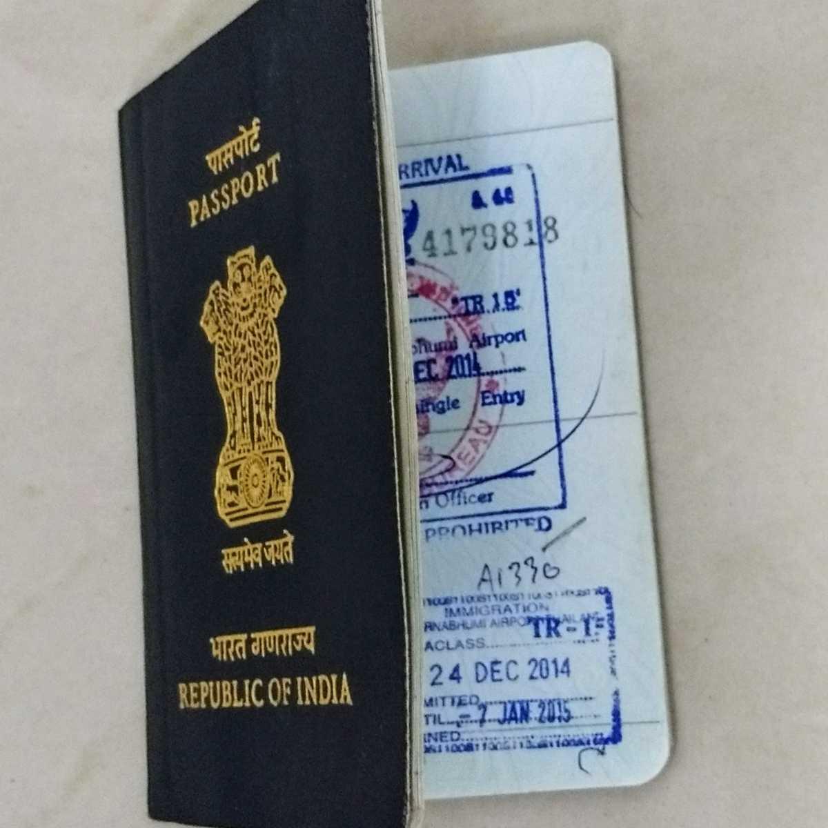 Таиландская виза по прибытии — советы и рекомендации для индийцев
