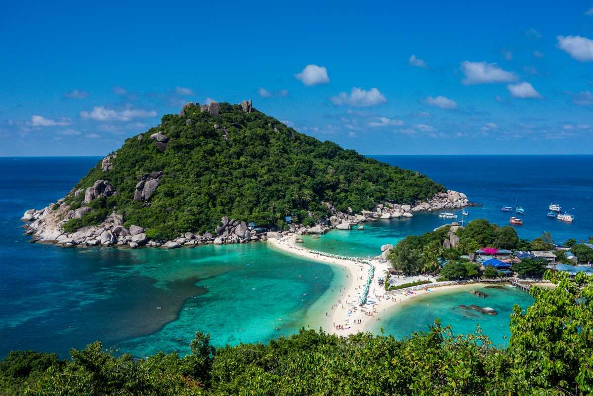 เกาะ 5 ใกล้เกาะสมุยสำหรับผู้ที่รักชายหาด