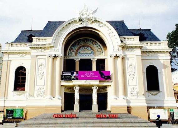 Hochiminh theatre