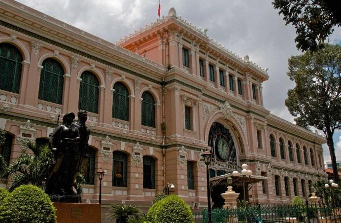 French Influence Remains in Ho Chi Minh City