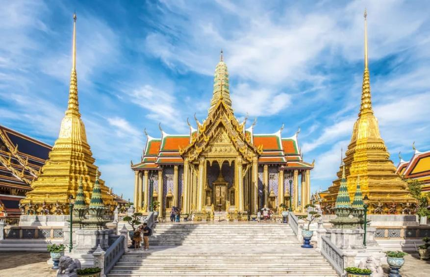 Tempel des Smaragdbuddhas in Bangkok