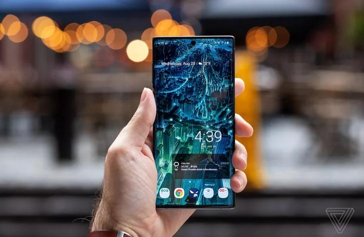 Samsung Galaksi Remak 10
