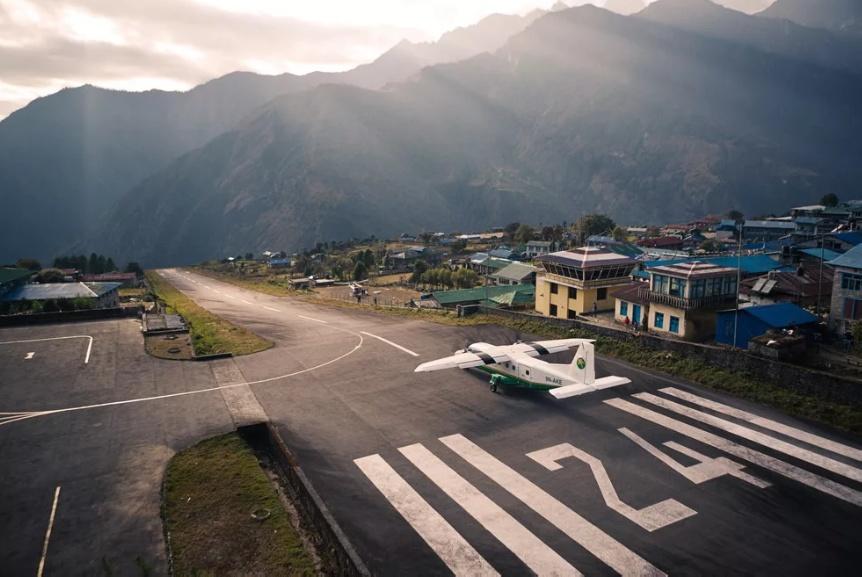 Lukla Airport (LUA)