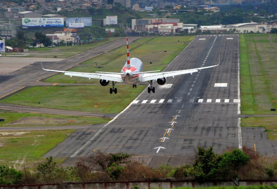 Toncontin International Airport (TGU)