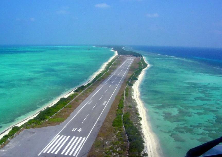 Agatti Aerodrome (AGX)