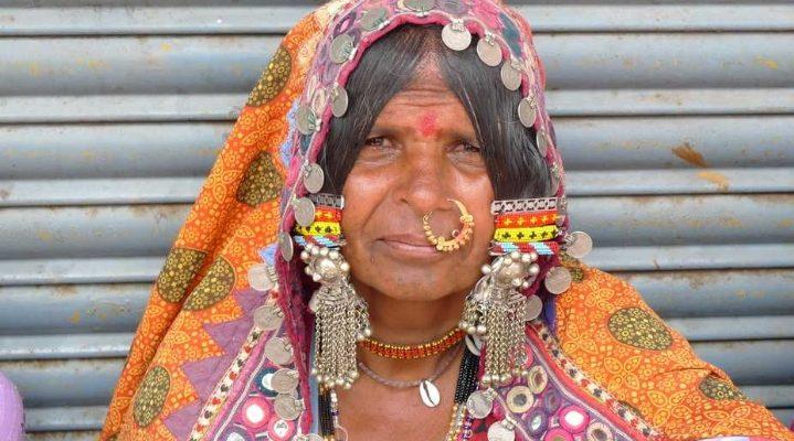 ارتداء التقليدية من ولاية اندرا براديش