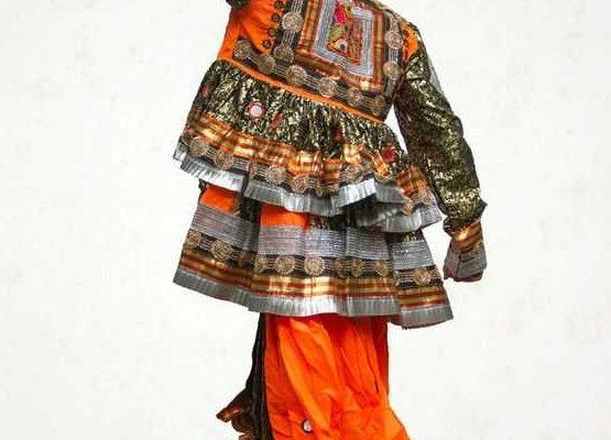 Vestidos tradicionales de Gujarat