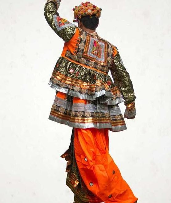 Abiye tradisyonèl nan Gujarat