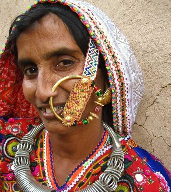 Traditional Jewellery of Gujarati Women